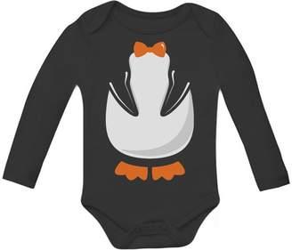 Original Penguin TeeStars Babies Costume Halloween Outfit Bodysuit Baby Long Sleeve Onesie 18M