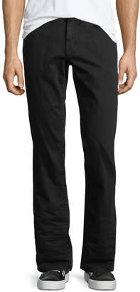 True Religion Straight-Leg Jeans with Flap Pockets
