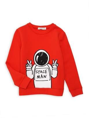 Stella McCartney Little Boy's & Boy's Space Man Graphic Sweatshirt