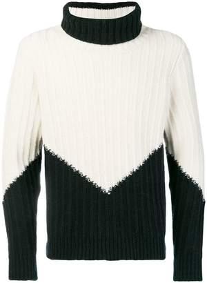 Piombo Mp Massimo turtleneck sweater