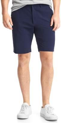 """Gap GapFit 10"""" Hybrid Khaki Shorts"""