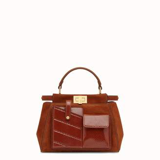 Fendi PEEKABOO MINI POCKET