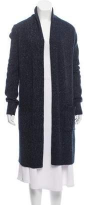 MICHAEL Michael Kors Long Open-Front Cardigan