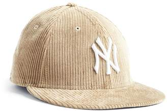 Todd Snyder Exclusive + New Era Corduroy Yankees Cap in Camel