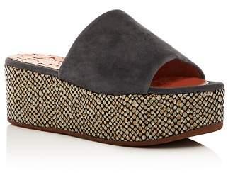 Chie Mihara Women's Omar Platform Slide Sandals