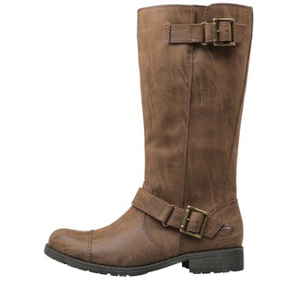Rocket Dog Womens Berry Heirloom Boots Brown