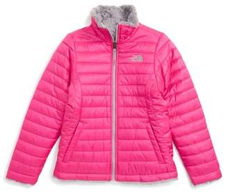 The North Face Mossbud Reversible Heatseeker(TM) Wind Resistant Jacket