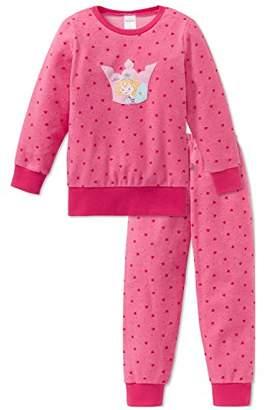 Schiesser Girl's Prinzessin Lillifee Md Anzug Lang Pyjama Sets