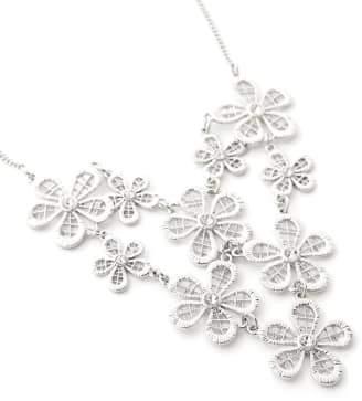 Penningtons Floral Design Necklace