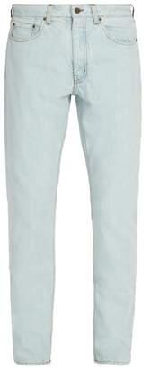 Saturdays NYC Luke Straight Leg Denim Jeans - Mens - Denim