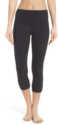 Zella Lyrical High Waist Crop Leggings