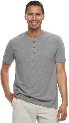 Sonoma Men's SONOMA Goods for Life Short-Sleeve Supersoft Henley