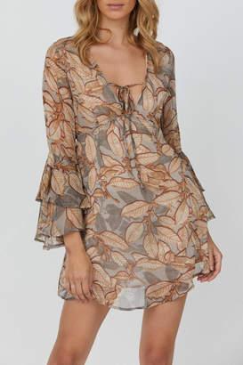 Haute Rogue Denise Chiffon Dress