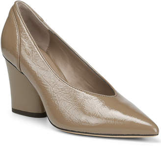 Donald J Pliner Glenn Distressed Shine Pump