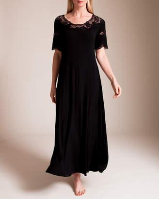 Paladini Couture Jersey Intarsio Jennifer Long Gown