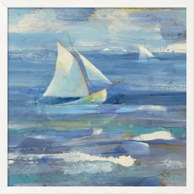 Wayfair 'Ocean Sail v.2' Print