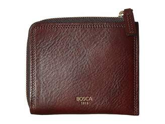 Bosca Dolce Collection - Zip Wallet