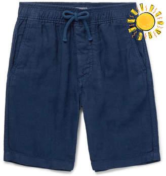 Vilebrequin Boys Ages 2 - 12 Linen Shorts - Navy