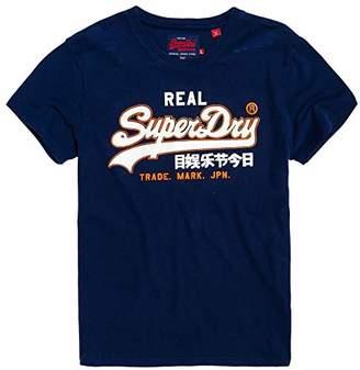 Superdry Men's Men's Vintage Logo Entry T-Shirt