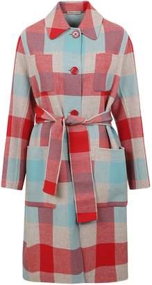 Bottega Veneta Patterned Coat