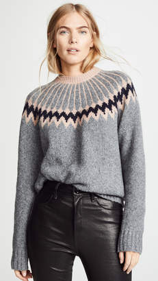 Jason Wu Grey Knit Olympia Sweater