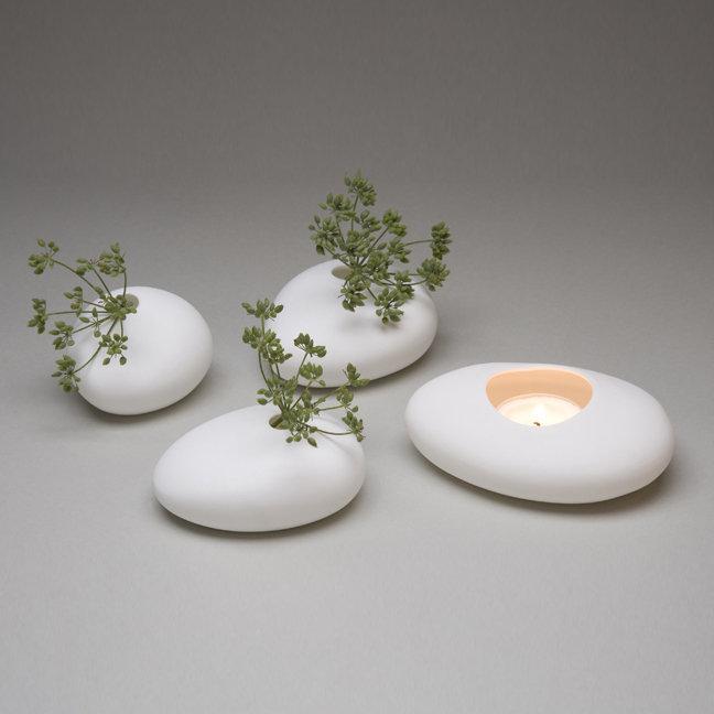 Shine Labs - Rocca Vase Set