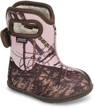 Bogs Baby Classic Camo Insulated Waterproof Boot