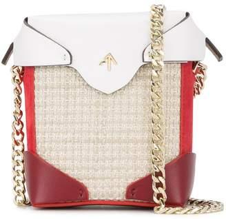 Atelier Manu micro Pristine crossbody bag