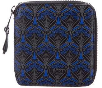 Liberty of London Designs Small Zip Around Wallet