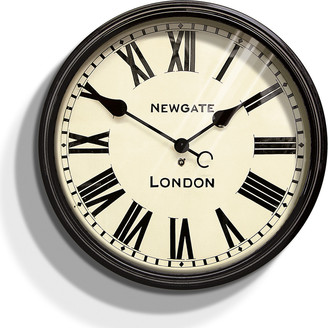 Newgate clocks the battersby wall clock large shopstyle for Newgate battersby wall clock