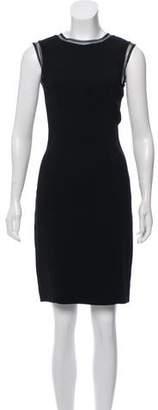 Dolce & Gabbana Zip-Up Mini Dress