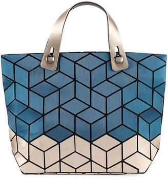 Patrizia Luca Mini Geometric Tote Bag