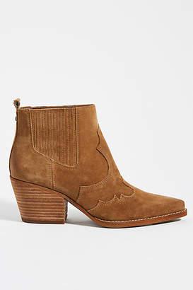 Sam Edelman Winona Suede Ankle Boots