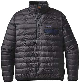 Patagonia Men's Down Snap-T® Pullover