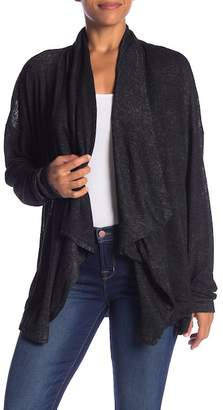 Philosophy Apparel Shawl Lapel Cardigan