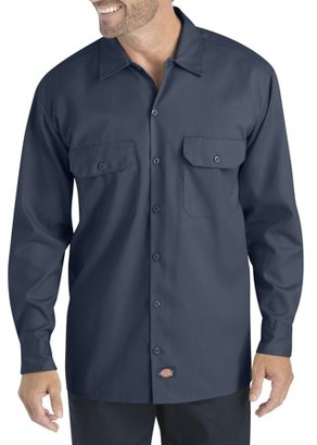 Dickies Long Sleeve Flex Twill Shirt