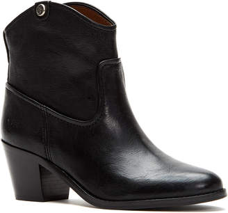 Frye Jolene Pull On Short Leather Boot