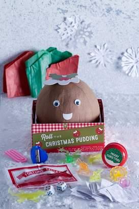 Next Christmas Pudding Wonderball - Red