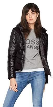 BOSS Women's Otarra3 101992 01 Jacket, (Black 001)