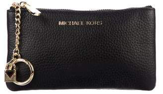 Michael Kors Leather Coin Pouch