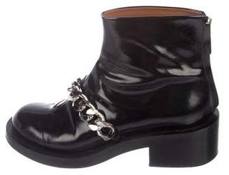 Givenchy Laura Chain Ankle Boots