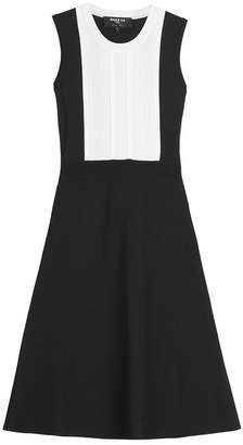 Paule Ka A-Line Stretch Dress