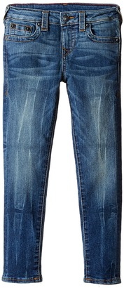 True Religion Kids Casey Jeans in Tapestry Blue (Toddler/Little Kids) $79 thestylecure.com