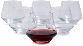 Schott Zwiesel Pure Stemless Red Wine Glasses