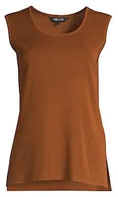 Misook Women's Knit Sleeveless Top