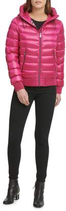 DKNY Packable Down Puffer Jacket