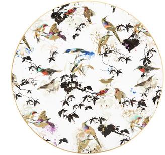 Roberto Cavalli Garden Birds Charger Plate