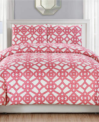Hallmart Collectibles Manton 3-Pc. Full/Queen Comforter Set Bedding