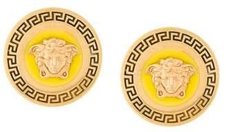 Versace Medusa Tribute stud earrings