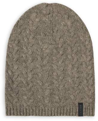 Rella Softy Cable-Knit Merino Wool Cashmere-Blend Beanie